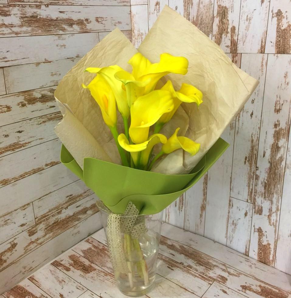 Цветы коалы доставка, букет весенний из орхидей фото