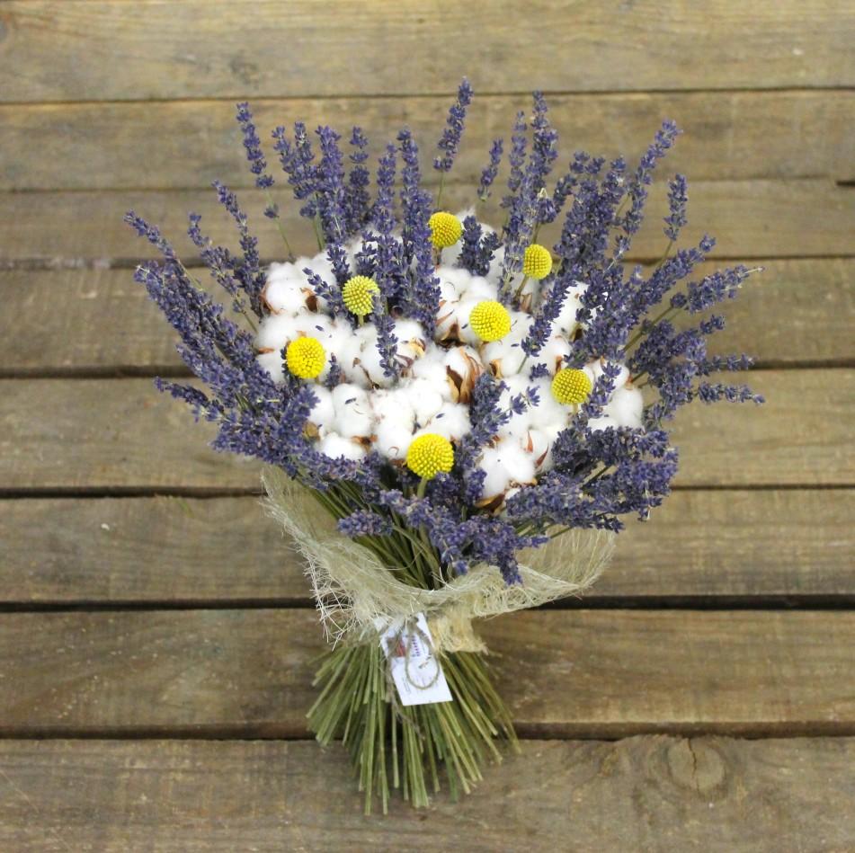 Доставка цветов лаванда