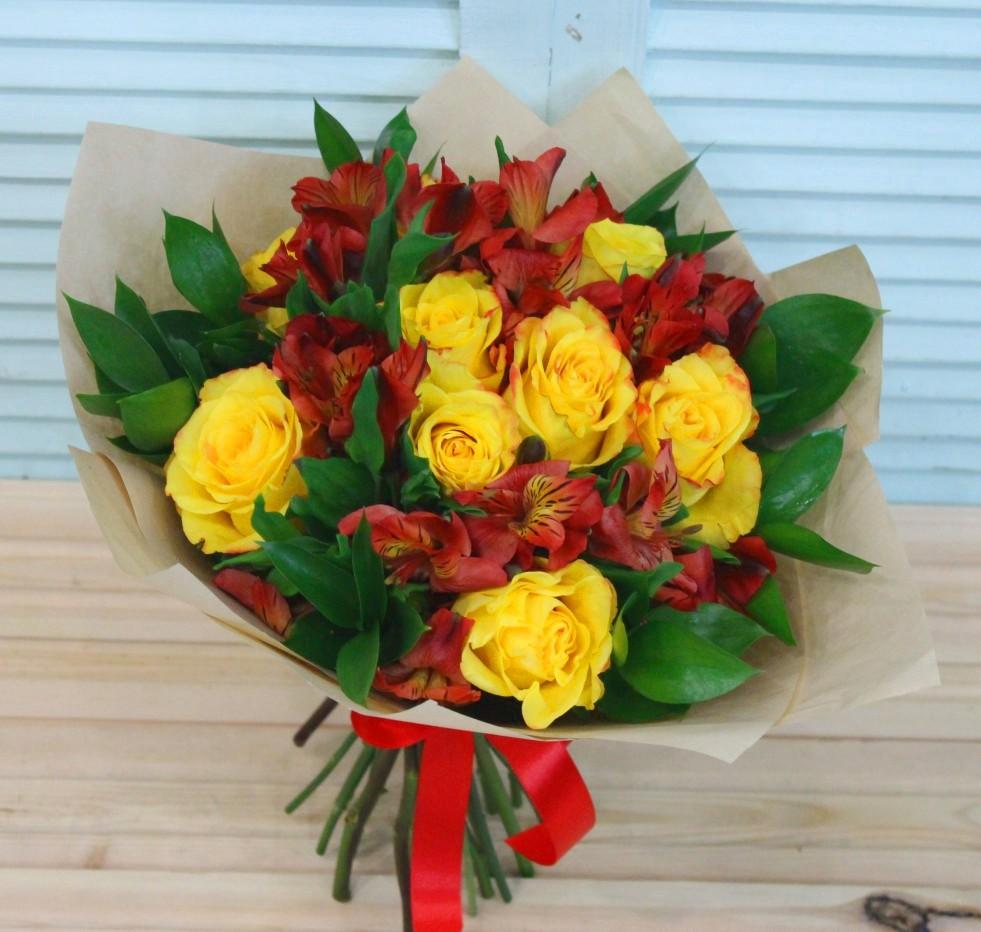 Доставка цветов в праге