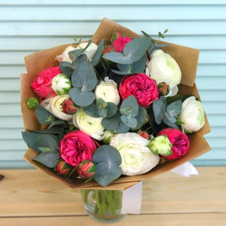 Доставка цветов екатеринбурге малина