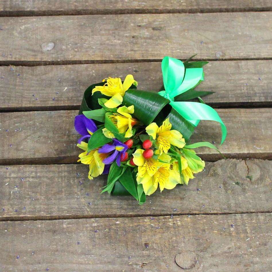 Цветов подарков, букетик для ребенка